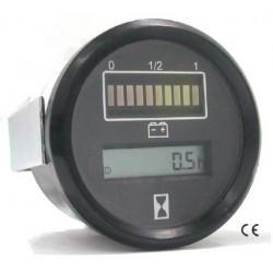 indicateur afficheur de niveau de tension batterie 24V-80V SEVCON BDI
