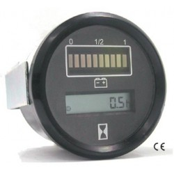 SEVCON PowerGauge Battery Discharge Indicators BDI 24V-80V