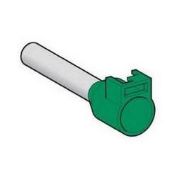Embout de câblage 6mm2 vert...