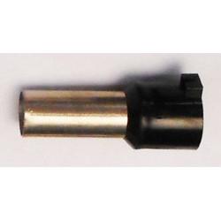 Embout de câblage 25mm2 noir