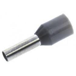 Embout de câblage 2.5mm2 gris