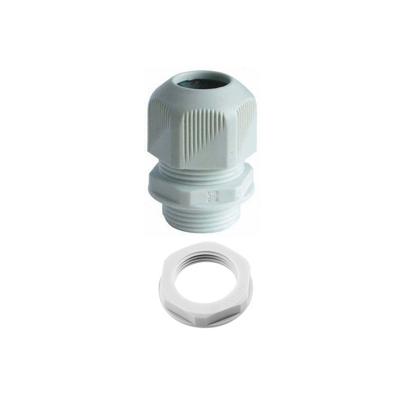 Plastic Cable Gland Pg13 With Nut Legrand 096823