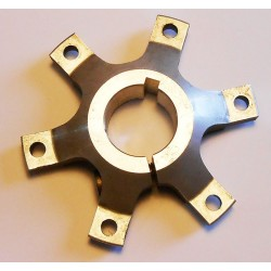 75mm aluminum sprocket...