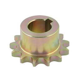 18-tooth sprocket for chain...