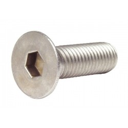 FHC screw M6x25 zinc