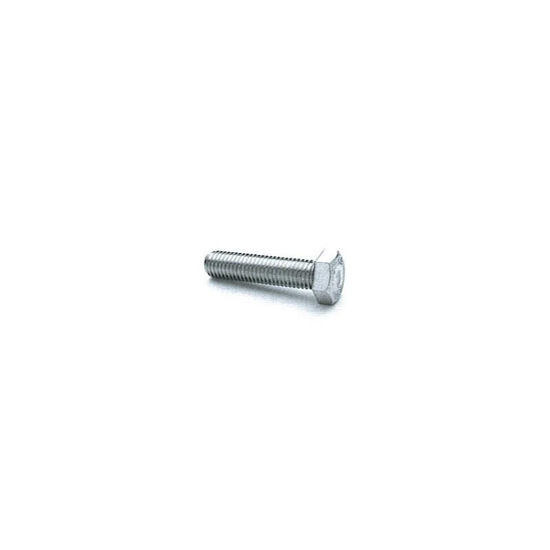 Vis à Tête Hexagonale Vis Mécanique zinguée M5x20 clé de 8mm M5