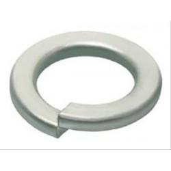 Rondelle M10 GROWER zinc