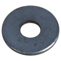 M10 flat washer zinc