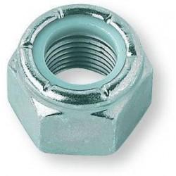 Ecrou frein US 3/8-16 UNC zinc