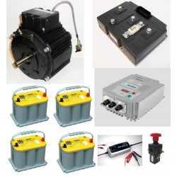 Kit électrification 48V...