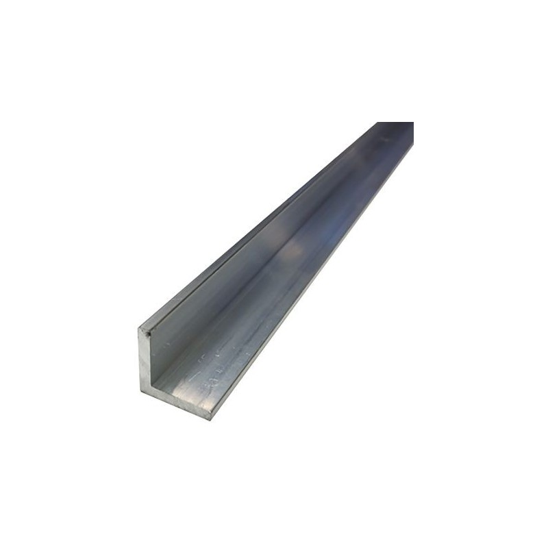 Cornière Aluminium Brut 40x40x3mm Longueur 1m
