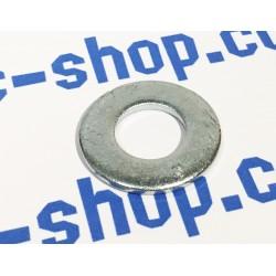 Rondelle US 1/2 plate MU zinc