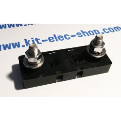 Fuse holder DIN R1025 60mm