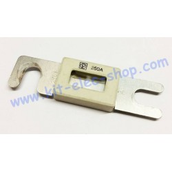 Fusible DIN R1025 250A 9mm