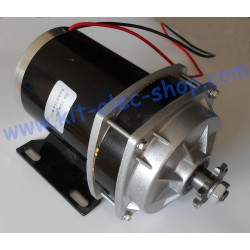 48V 500W DC motor with gearbox