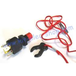 Interrupteur coupe circuit...