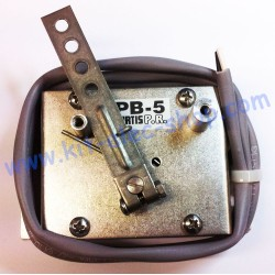 CURTIS PB5 throttle 2 wires