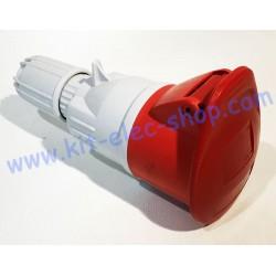 Mobile plug P17 3P+T 16A...