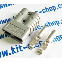 Connector SB120A gray 36V...