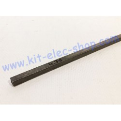 Key of 4.76mmx4.76mm L500mm