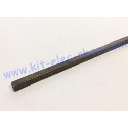 Key of 6.35mmx6.35mm L500mm