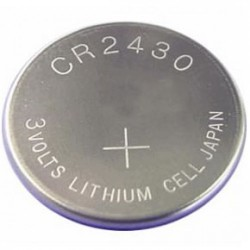 3V Lithium battery CR2430