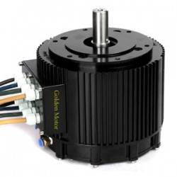 Synchronous motor 10kW...