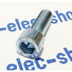 CHC screw M6x25 zinc