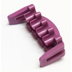 Verrou violet 8 positions...