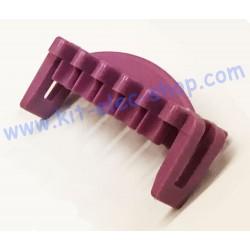 Verrou violet 10 positions...