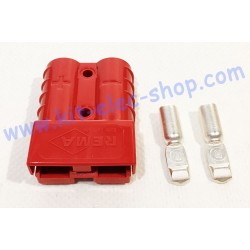 SB50 24V 16mm2 red connector