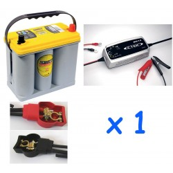 Lot de 1 batterie OPTIMA...