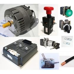 Vehicle electrification kit...