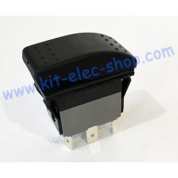 IP67 Bipolar Rocker Switch...