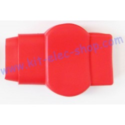 RED cover battery terminal...