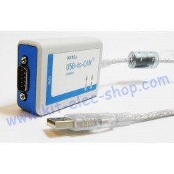 IXXAT USB-to-CAN compact V2...
