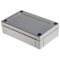 Boîtier polycarbonate gris...