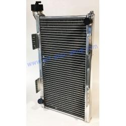 Radiator for motors liquid...
