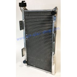 Radiator for motors liquid...