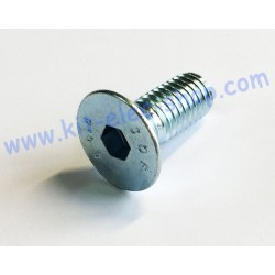 FHC screw M8x20 zinc