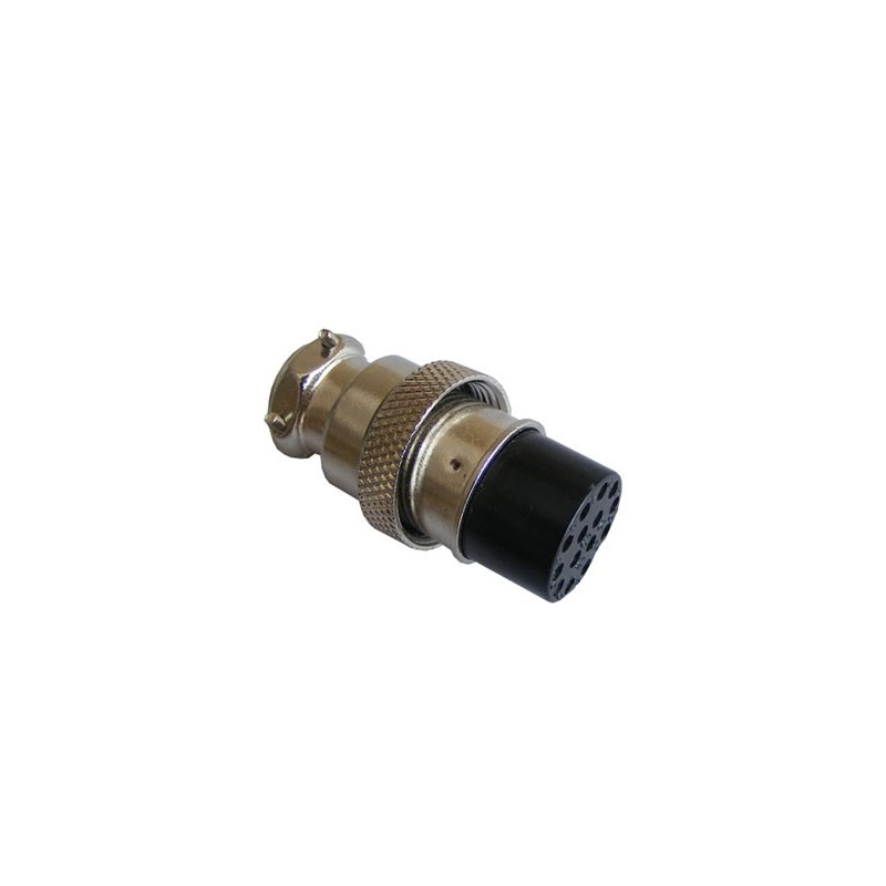 Male Avionic Connector Kelly