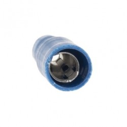 5mm Blue Female Cylindrical...