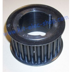 22 teeth HTD 8m 1008 Taper...