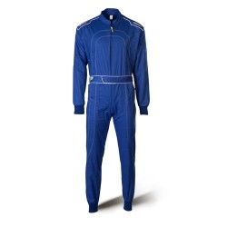 Blue go-kart suit DAYTONA...