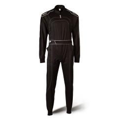 Black go-kart suit DAYTONA...