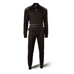 Black go-kart suit DAYTONA...
