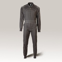 Gray go-kart suit DAYTONA...