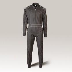 Gray go-kart suit DAYTONA...