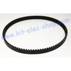 HTD Belt 640-8M-20 TEXROPE...