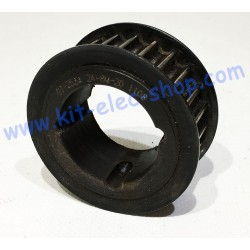 24 Teeth HTD 8m 1108 Taper...